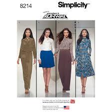 Simplicity Jumpsuit Pattern Custom Simplicity 48 Misses' Dresses And Jumpsuits