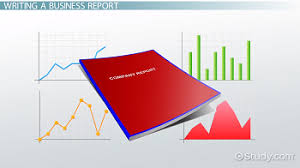 Report Business Writing A Business Report Structure Examples Video Lesson