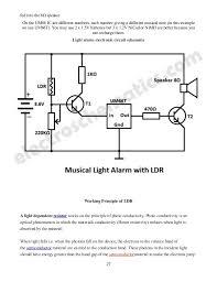 mini emergency light 27 fed