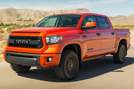 Toyota Tundra Review & Ratings: Design, Features, Performance ...