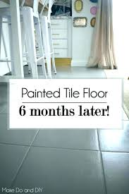can tile floors be painted can you paint tile floors gray tile kitchen floor painting ceramic