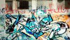 Как смыть граффити со стены 4