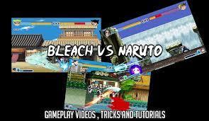 Choi Game Naruto Vs Bleach 2.6 Kbh