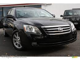2006 Toyota Avalon Limited in Black - 072148 | NYSportsCars.com ...