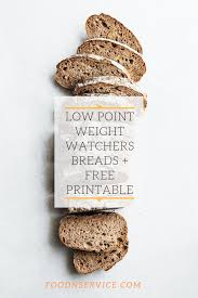 Aunt Millie S Light Whole Grain Bread Nutrition Low Point Weight Watchers Bread That You Can Enjoy Everyday