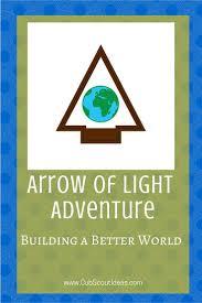 Cub Scout Arrow Of Light Adventures Requirements Cub