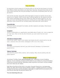 Free Resume Search Sites For Employers Resume