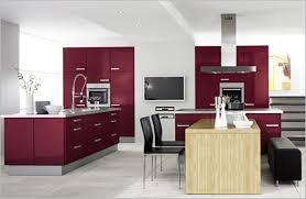 colorful kitchen design. Colorful Kitchen Design Ideas Aubergine N