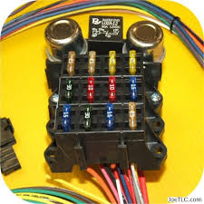 anyone have good bad experience with joetlc wiring? jeepforum com Cj7 Painless Wiring Harness or for a few rolls of primary wire, some factory type terminal ends, and the correct crimper you can do it yourself for much cheaper and have a harness that cj7 painless wiring harness diagram