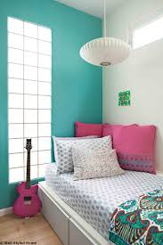 Lovely Bedroom Design With Turquoise Girl Bedroom Decoration : Amazing  Turquoise Girl Bedroom Design Ideas With