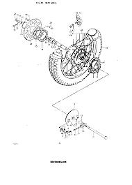1973 suzuki ts250 savage rear wheel parts best oem rear wheel su0294 049 m139652sch274781 suzuki 72 ts250 wiring harness suzuki 72 ts250 wiring harness