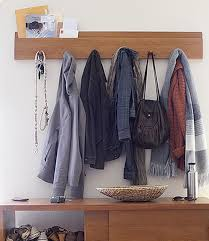Wall Coat Rack Australia Muir Wall Coat Hanger with Slot for Papers and Envelopes Freshome 26