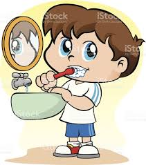 brush teeth clip art kids. Unique Kids Brush Clipart Boy Dazzling Design Brushing Teeth Clip Royalty Free Library On Teeth Clip Art Kids E
