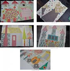 Block of The Month & Fabric Clubs. That fairy tale quilt by Lucy ... & That fairy tale quilt by Lucy Carson Kingwell Adamdwight.com