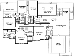 interior captivating 6 bedroom 4 bath house plans 9 two story beautiful floor awesome of bedroom