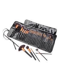 rio 24 piece professional make up brush set