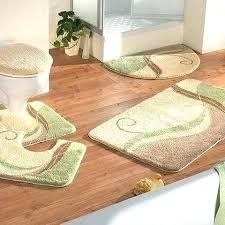 bath rug sets tropical bathroom rug aqua bathroom rug sets best tropical bath rugs images on