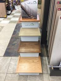 Stair Finishes Pictures Stair Treads Atlas Tile