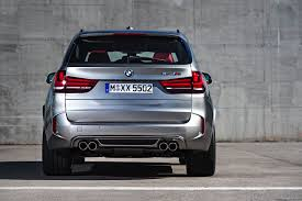 2015 BMW X5 M and X6 M Unveiled with 575 HP and 8-Speed Gearbox ...