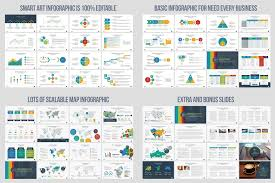 Ppt Templates For Academic Presentation Business Infographic Presentation Powerpoint Template 66111