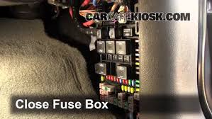 interior fuse box location 2003 2006 ford expedition 2004 ford 2004 Expedition Fuse Box interior fuse box location 2003 2006 ford expedition 2004 ford expedition xlt 5 4l v8 2004 expedition fuse box diagram