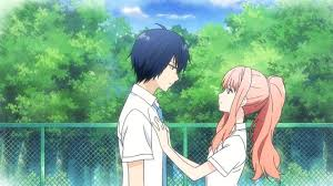 Image result for انیمه ۳D Kanojo: Real Girl