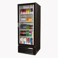 lv12 1 24 inches merchandiser beverage refrigerator glass door
