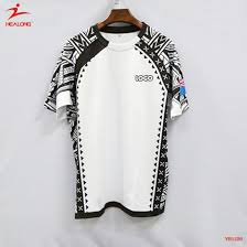 healong yellow and black color sublimated whole cool dry rugby shirt