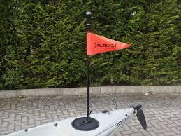 Kayak Flag Light Kayak Fishing Blog Cornish Kayak Angler Kayak Fishing
