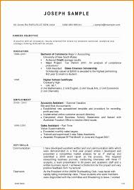 Accounting Resume Format Free Download Sereselphee Resume