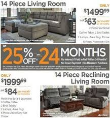 Ashley Furniture Weekly Sales Ad August 15 August 21 2017