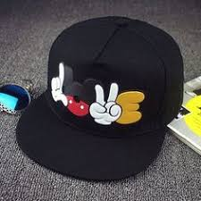 Hot <b>Mickey ear hats children</b> snapback Caps baseball Cap | Disney ...