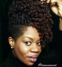 Short Natural Hair Style For Black Women 40 cute tapered natural hairstyles for afro hair 4300 by wearticles.com