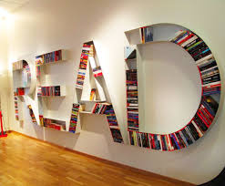 Contemporary 18 insanely cool bookshelves youu0027ll want to own pfqjzya