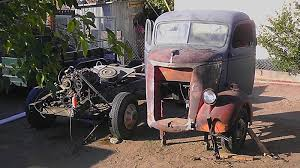 Super rare 1939 CHEVY COE CABOVER PROJECT | The H.A.M.B.