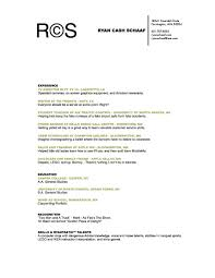 resume copywriter resume