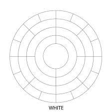 Ancestry Diagram Blank Custom Digital Family Tree Ancestry Chart Art Print Etsy