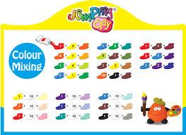Black Color Mixing Chart Color Mixer