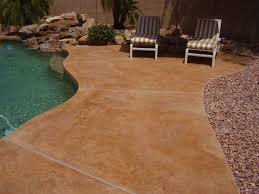 stained concrete patio. Stained Concrete Patio Stained