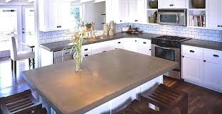 concrete counters diy black concrete countertops over laminate concrete countertops san antonio