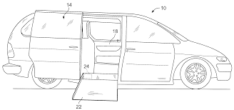 patent us vehicle access control system patents patent drawing