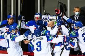 Российские хоккеисты проиграли словакам в матче группового этапа чемпионата мира, который проходит в риге. Xxupitcxypzahm