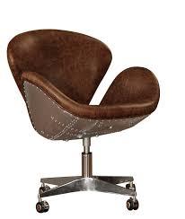 timeless er leather desk chair
