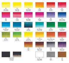 Sennelier Ink Color Chart Sennelier Coloured Drawing Inks 30ml Heidelberg Fine Art