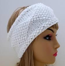 Knitted Headband Pattern Custom Design Inspiration