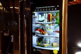 samsung tv refrigerator. first off, samsung isn\u0027t letting users install third-party apps yet, instead sticking to a bunch of and widgets that are tv refrigerator