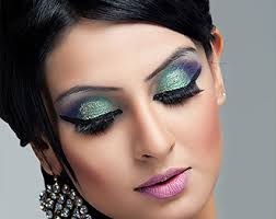 decide if you want your wedding makeup and hair done in one place