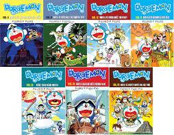 bộ truyện tranh doremon gồm 8 tập bằng tiếng anh hashtag trên BinBin: 72 hình  ảnh