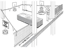 Your temporary handrail stock images are ready. Fall Protection Guardrails Osh Answers