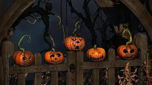 Top halloween themed desktop wallpaper ...